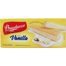 Vanilla Wafer Bauduco 5.82oz.