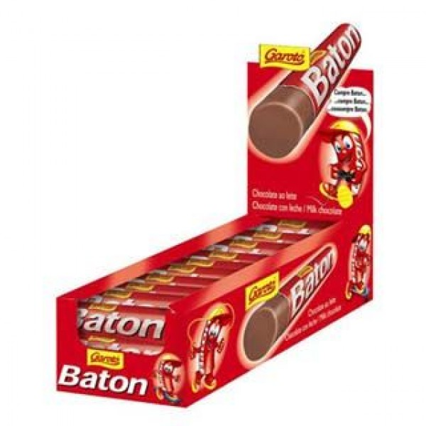 Milk Chocolate  Baton - box 17oz.