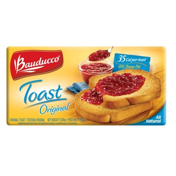 Bauduco Toast Original 5.64oz.