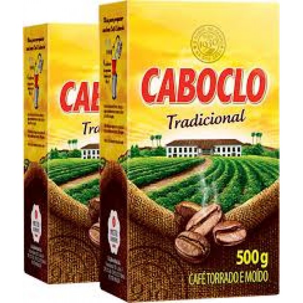 Traditional Coffee Caboclo 17.6oz