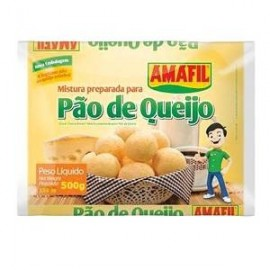 Cheese Bread Mix - Amafil 17.63oz.