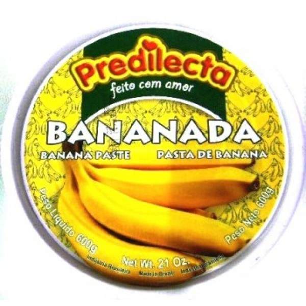 Banana Paste 21.16oz