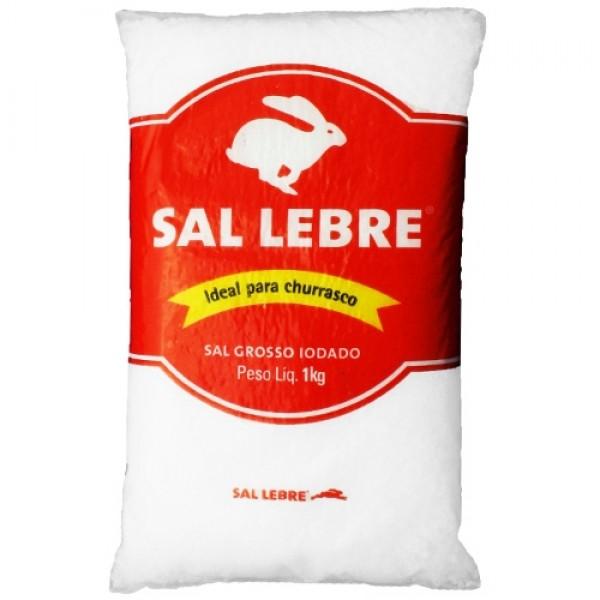 Barbecue Salt Iodate 35.27oz.
