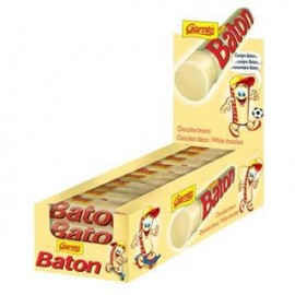 Baton white chocolate - box 17oz.