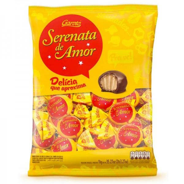 Bonbon with Crunchy Wafer -Serenata de Amor 35.3oz.