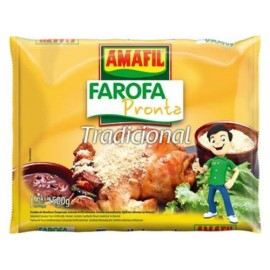 Yuca Flour -  Amafil 17.6oz.