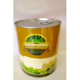Hearts of Palm - Golden Green 28.2oz.
