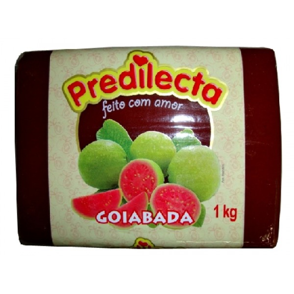 Guava Paste - Predileta Goiabada 35.3oz.