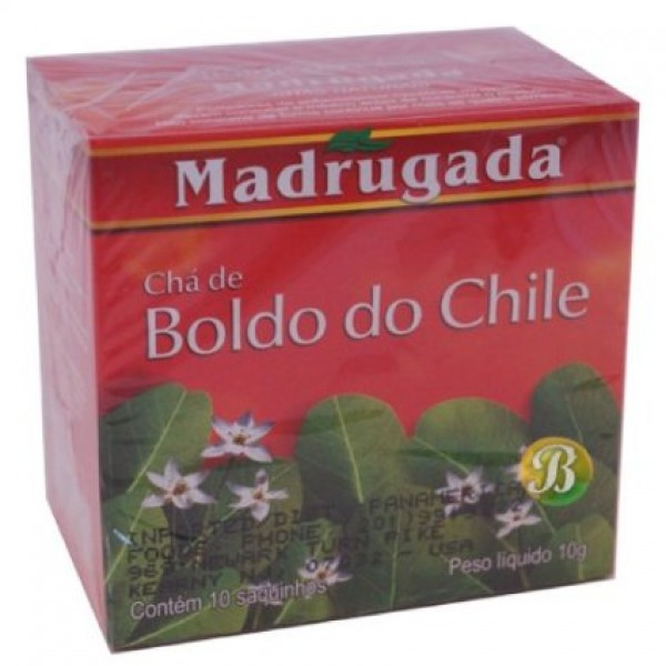 Herb tea - Boldo do Chile 0.35oz