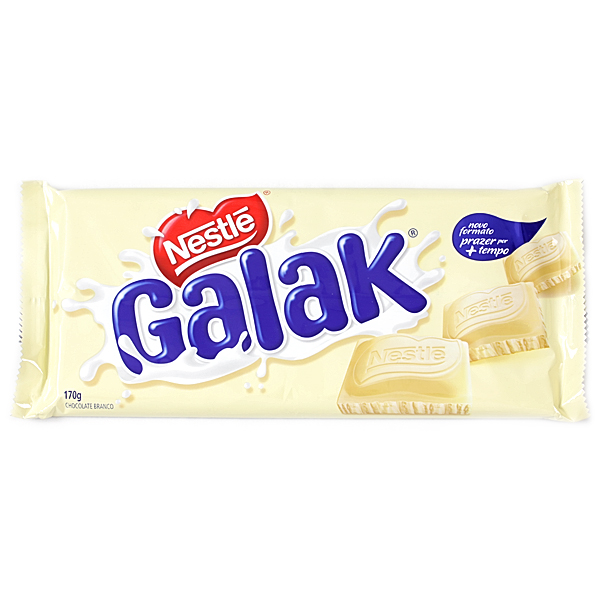 Galak (white chocolate) - Nestle 5.29oz.