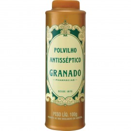 Talc (sprinkles antiseptic) - Granado 7.05oz.
