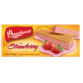 Wafer Strawberry - Bauduco 5.82oz.